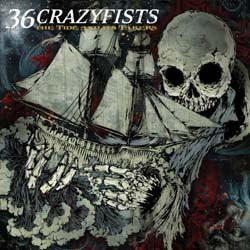 36 Crazyfists - The Tide And Its Takers CD - TRIGGER 001