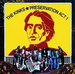 The Kinks - Preservation Act 1 CD - 06025 2738375