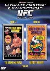 Brawl In Buffalo & David Vs Goliath DVD - UFCDVD004