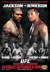 Champion Vs Champion DVD - UFCDVD075