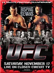 Validation DVD - UFCDVD078