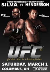 Pride Of Chahampion DVD - UFCDVD082