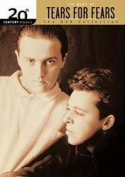 Tears For Fears - The Very Best Of - 20th Century Masters DVD - UMBDVD 007