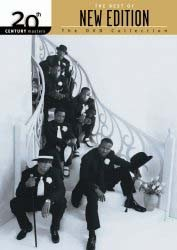 New Edition - The Best Of New Edition 20Th Century Masters The Dvd Collection DVD - UMBDVD 123