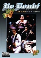 No Doubt - Live In The Tragic Kingdom DVD - UMFDVD 161