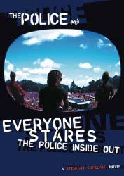The Police - Everyone Stares - The Police Inside Out DVD - UMFDVD 172