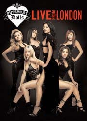 The Pussycat Dolls - Live From London DVD - UMFDVD 176