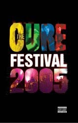 The Cure - Festival 2005 DVD - UMFDVD 190