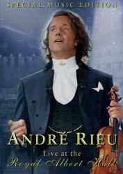 Andre Rieu - Live At The Royal Albert Hall DVD - UMFDVD 214