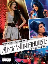 Amy Winehouse - I Told You I Was Trouble - Amy Winehouse Live In London DVD - UMFDVD 221