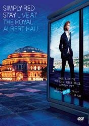Simply Red - Stay - Live At The Royal Albert Hall DVD - UMFDVD 222