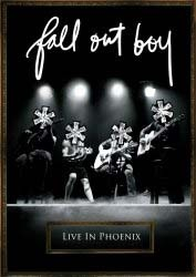 Fall Out Boy - **** Live In Phoenix (Deluxe Edition) DVD+CD - UMFDVD 239