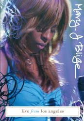 Mary J. Blige - Live From Los Angeles DVD - UMFDVD 241