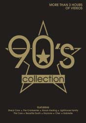 90's Collection - Dvd DVD - UMFDVD 244