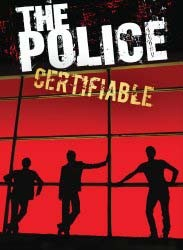 The Police - Certifiable DVD+CD - UMFDVD 251