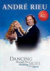 Andre Rieu - Dancing Through The Skies DVD+CD - UMFDVD 266