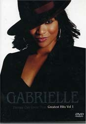 Gabrielle - Dreams Can Come True Greatest Hits Vol 1 DVD - UMFDVD 27