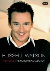 Russell Watson - The Voice - The Ultimate Collection DVD - UMFDVD 272