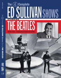 The Beatles - The Complete Ed Sullivan Shows Starring The Beatles DVD - UMFDVD 291