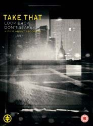 Take That - Look Back, Don't Stare. A Film About Progress DVD - UMFDVD 299