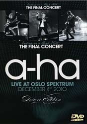 A-Ha - Ending On A High Note - The Final Concert DVD - UMFDVD 301