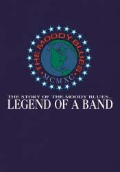 The Moody Blues - Legend Of A Band DVD - UMFDVD 32