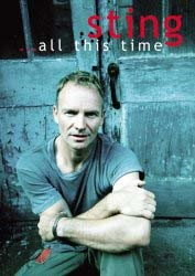 Sting - All This Time DVD - UMFDVD 7