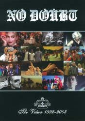 No Doubt - The Videos 1992-2003 + Bonus Footage DVD - UMFDVD 75