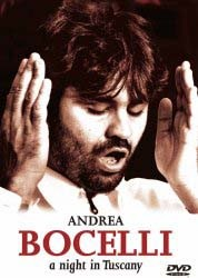 Andrea Bocelli - A Night In Tuscany DVD - UMFDVD 91
