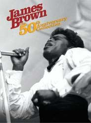 James Brown - 50Th Anniversary DVD+CD - UMFSAV 5012