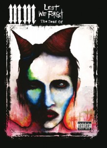 Marilyn Manson - Lest we Forget - The Best of (Sound And Vision Boxset) DVD+CD - UMFSAV 5023