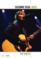 Suzanne Vega - Gold Collection: The Videos DVD - UMMDVD 8008