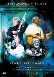 The Moody Blues - Hall Of Fame: Live From The Royal Albert Hall DVD - UMMDVD 8029