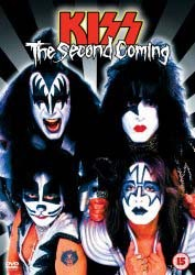 Kiss - The Second Coming DVD - UMMDVD 8041