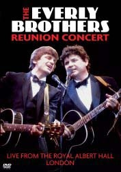 The Everly Brothers - Reunion Concert: Live From The Royal Albert Hall DVD - UMMDVD 8045