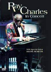 Ray Charles - In Concert DVD - UMMDVD 8051