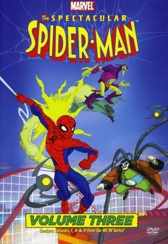 Spectacular Spider-Man Vol 3 DVD - 10225743