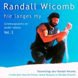 Randall Wicomb - Hie Langes My CD - VCD5226