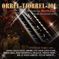 Martin Lane - Orrel - Tjorrel - Jol CD - VCD5259