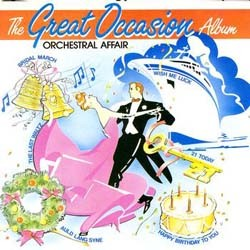 Orchestral Affair - Great Occasion Album CD - VLCD5129