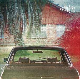 Arcade Fire - The Suburbs CD - 06025 2742629