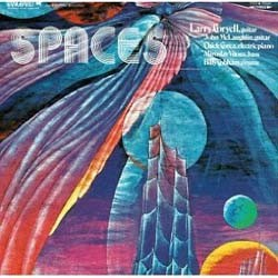 Larry Coryell - Spaces CD - VMD 79345