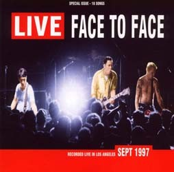 Face To Face - Live CD - VR331