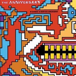 The Anniversary - Designing A Nervous Breakdown CD - VR342