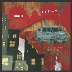 Get Up Kids - On A Wire CD - VR370