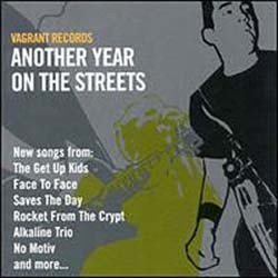 Another Year On The Streets CD - VR397