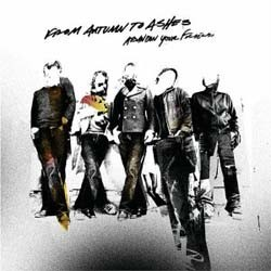 From Autumn To Ashes - Abandon Your Friends CD - VR414