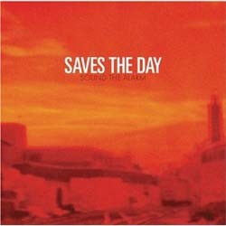 Saves The Day - Sound The Alarm CD - VR433