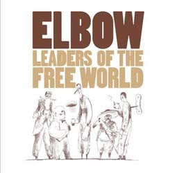 Elbow - Leaders Of The Free World CD - VVR 1032552