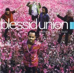 Blessid Union Of Souls - Walking Of The Buzz CD - VVR1010002